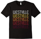 Women's Westville, IN Vintage Style Indiana T-shirt XL