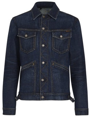 Tom Ford Japanese selvedge denim jacket