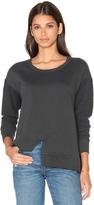 Wilt Slouchy Slanted Shifted Sweatshirt