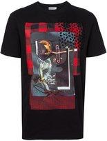 Christian Dior collage print T-shirt