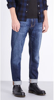 Nudie Jeans Brute Knut regular-fit straight-leg jeans