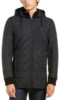 Victorinox Quilted Hooded Jacket.