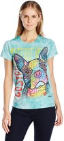 The Mountain Junior's Boston Terrier Graphic T-Shirt