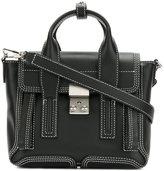 3.1 Phillip Lim Pashli mini satchel - women - Leather - One Size