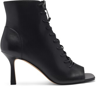 Vince Camuto Eshilliy Lace-Up Bootie - Excluded From Promotion