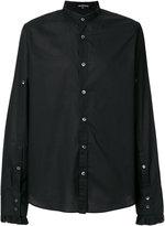 Ann Demeulemeester frill cuff shirt