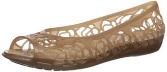 Crocs Women's Isabella Jelly Flat Ballet