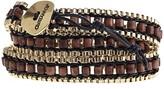 Jenny Bird Gypset Triple Wrap Bracelet