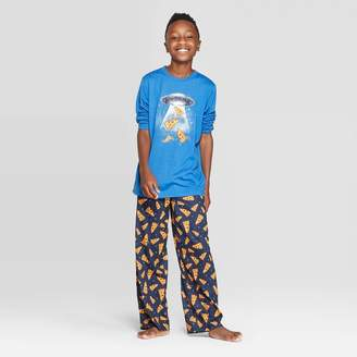 Cat & Jack Boys' Pizza Pajama Set - Cat & JackTM