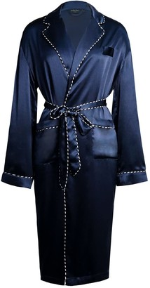 Not Just Pajama Silk Robe For Male & Female