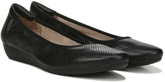 Soul Naturalizer Vicki Leather Wedge Flat - Wide Width Available