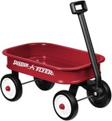 "Radio Flyer Little Red 13"" Toy Steel Wagon"