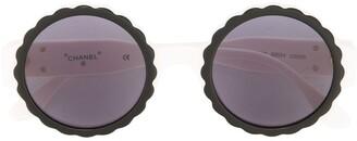Chanel Pre Owned Sunglasses Eye Wear