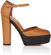 Valentino Women's Leather Platform Sandals