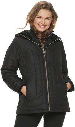Details Women's Hooded Heavyweight Jacket