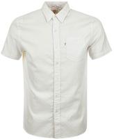 Levi's Levis Sunset 1 Pocket Shirt Cream
