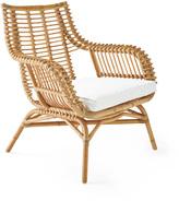 serena u0026 lily venice rattan chair cushion