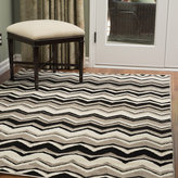 Christopher Knight Home Prudence Mariah Grey Chevron Rug (5' x 8')