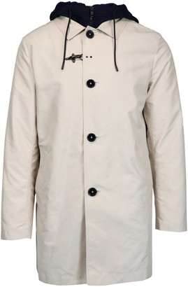 Fay Double Front Raincoat