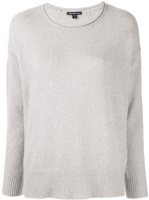 James Perse Round Neck Jumper