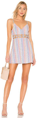Majorelle Eldorado Mini Dress