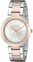 DKNY Women's NY2335 STANHOPE Rose Gold Watch