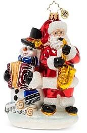Christopher Radko Seasonal Serenade Ornament
