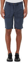 Barneys New York MEN'S TWILL SHORTS