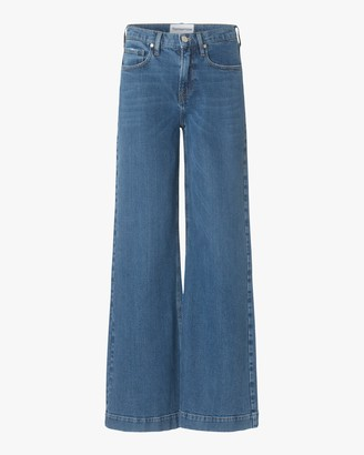 Tomorrow Kersee High-Waist Flare Jeans