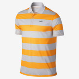 Nike Victory Bold Stripe Men's Standard Fit Golf Polo
