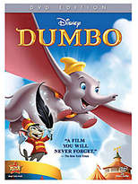 Disney Dumbo 70th Anniversary Edition DVD