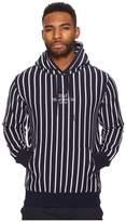 HUF Sutter Stripe Pullover Men's Coat