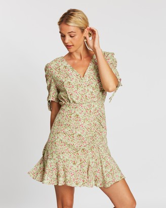MinkPink Amaretto Mini Dress