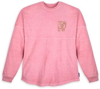 Disney Walt World Briar Rose Gold Glitter Spirit Jersey for Adults