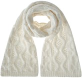 Lipsy Pearl Heritage Scarf