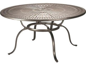 Tropitone Banchetto Metal Dining Table Tropitone