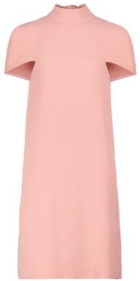 Victoria Victoria Beckham Exclusive to Mytheresa - Crepe minidress