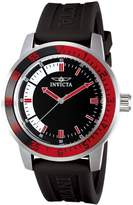 Invicta Men's 12845 Specialty Watch with Red/Black Bezel