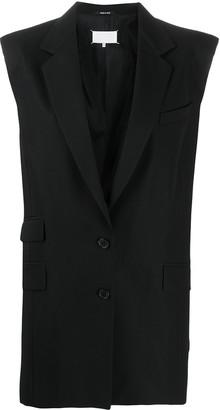 Maison Margiela Sleeveless Blazer Jacket