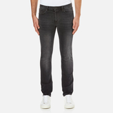 Hugo Hugo 734 Stretch Slim Fit Jeans Grey Wash