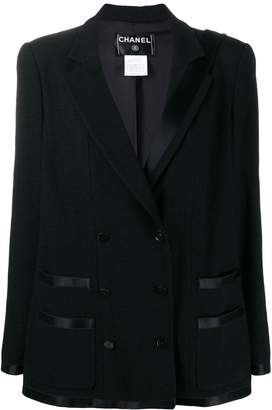 Chanel Pre-Owned tuxedo blazer