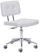 ZUO Series Office Chair White