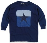 Diesel Boys' Denim-Star Sweatshirt - Big Kid