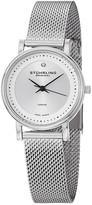 Stuhrling Original Original Women's Vogue Diamond Watch