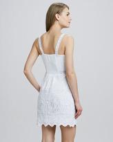 Yoana Baraschi Sleeveless Lace Party Dress