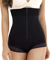 Cocoon Black Moderate Compression Underbust Thermal Shaper Briefs