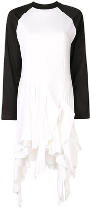 Marques Almeida raglan sleeve T-shirt dress