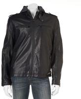 Levi's Men's Open-Bottom Fleece-Lined Moto Jacket