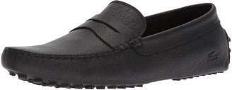 Lacoste mens Concours 118 1 Driving Style Loafer