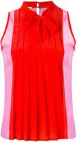 Fausto Puglisi pleated blouse - women - Silk - 40
